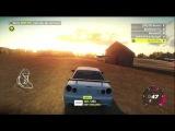 Forza Horizon: Геймплей мультиплеера Nissan GT-R - Инфекция