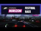 Forza Horizon: Фестивальная ночная гонка геймплей Mini Cooper - Прохождение часть 3