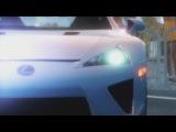 Forza Horizon: Lexus Геймплей