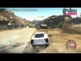 Forza Horizon - Трюковой навык Геймплей