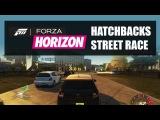 Forza Horizon: Геймплей городская уличная гонка - Прохождение часть 2