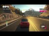 Forza Horizon - BMW M3 геймплей