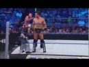 Sin Cara and Rey Mysterio vs Cody Rhodes and The Miz WWE Smackdown 9/7/12