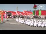Спортивно-молодежное шествие прошло в Минске