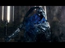 Dark Souls Artorias of the Abyss Epic Boss Fight! Also How To Get His Armor!
