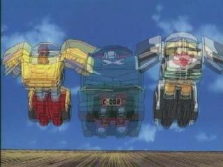 Трансформеры: Автороботы серия 34