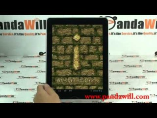 ACHO C908 Nufront NuSmart 2816M Dual Core Processor Android 4.0 IPS Screen Bluetooth Tablet Hands On