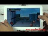 HD Games(Spider Man) on Ainol Novo 7 Paladin ICS 4.0 Tablet PC