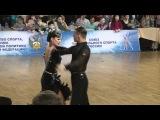 ЧР 10 танцев - 2012, полуфинал, пасодобль Николай Исаев - Мишина Екатерина, Уланов Даниил - Гоголадзе Ирина