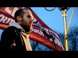 Митинг на Пионерской площади Выступление анархиста.