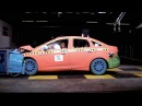 Crash Test fronto-lateral del nuevo Ford Focus