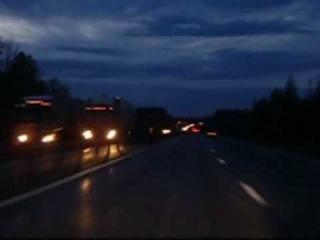 Клип - Трасса Е95 (М10) Дальнобой