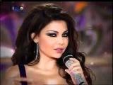 Haifa Wehbe تغني تسمحلي ادلعك