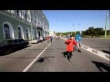 Пробег роллеров в Санкт-Петербурге 19 мая 2012 года