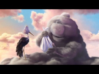Как облачка делают детей _D очень смешной.mp4
