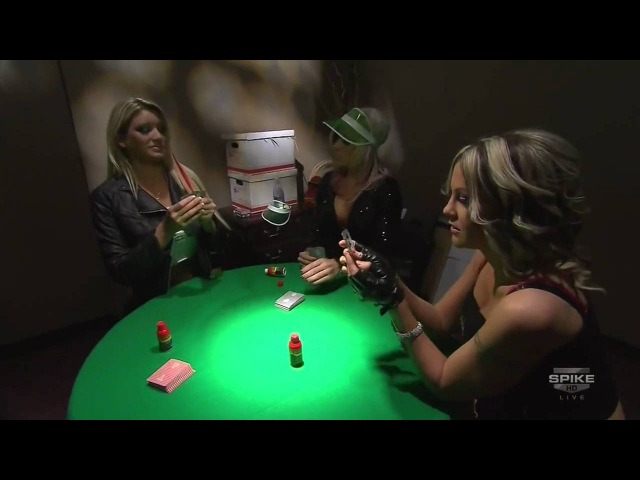 TNA The Beautiful People Strip Poker Part. 1