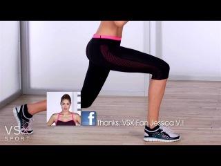 Готовим тело к лету. The Sexiest Workout Ever #7