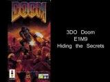 3DO Doom - Hiding the Secrets