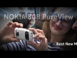 Nokia 808 Pureview - Best New Mobile Handset, Device or Tablet at Mobile World Congress 2012