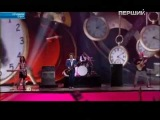 Eurovision 2012 Israel Izabo - Time (Live First Semi-Final)