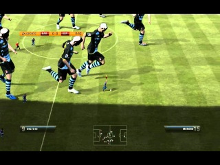 Fifa 2012 PC Enemigo Mega gigante
