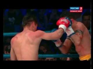 Бату Хасиков против Гаго Драго / Batu Khasikov vs Gago Drago KO