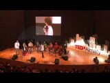Выступление  Buhar Jerreau на TEDxAlmaty
