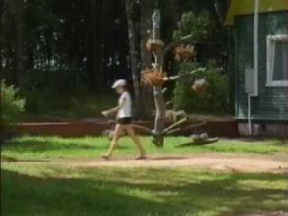 ТВ-ролик про детский лагерь
