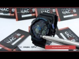 Видеообзор мужской модели часов Casio G-Shock GA-100☼★ இ ● ПЛАНЕТА ЧАСОВ ● இ ★☼