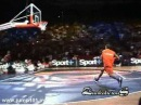 French National League Slam Dunk Contest Kadour Ziani
