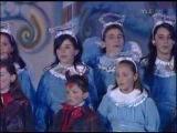 Открытие олимпиады в Турине в 2006 г., хор из оперы