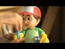 Fisher Price Gadająca skrzynka na narzędzia zabawka edukacyjna