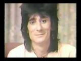 Keith Richard &amp Ron Wood - the Making of a MTV Commercial! MTV
