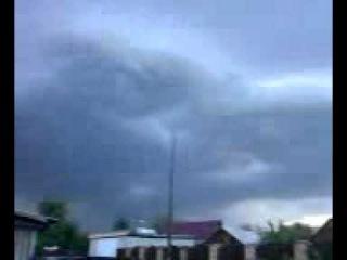 Так начинается гроза // So begins a storm