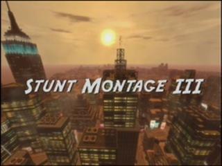 GTA 4 Stunt Montage III (Machinima)