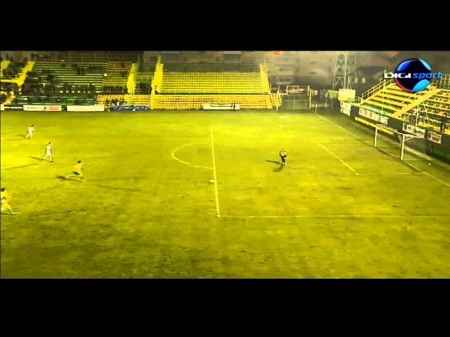 GoalKeeper EPIC FAIL Tufişi Mioveni 2 0 Râmnicu Vâlcea 29 10 2012 HD