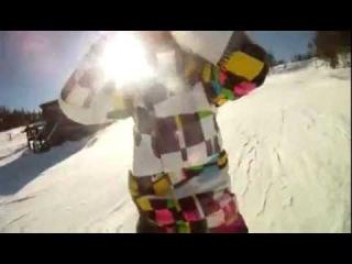 Рекорд, тройное сальто на сноуборде