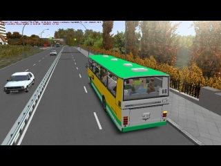 Karosa C734 Projekt Szczecin Stettin Line 68 Plac Rodla - Kormoranow