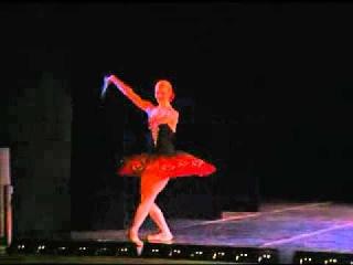 Анастасия Волочкова - фрагменты балетов