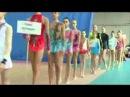 Averina Dina and Arina 1998 Russia Rhythmic gymnastics