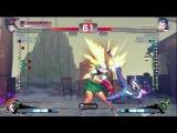 Tsuna (Juri) vs. Keion (Sakura) - SSFIV AE 2012 Match