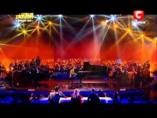 Украина мае талант 4 - Евгений Хмара - Волшебные Часы