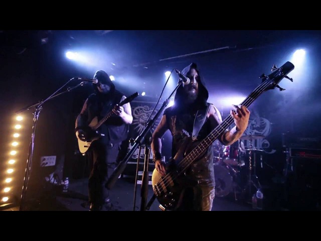 GLORIOR BELLI Satanists Out of Cosmic Jail Official Live Video
