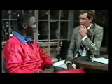 Michael Jordan When He Was 23-Year-Old On David Letterman!