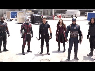 Captain America: Civil War - Official TV Spot #34 [HD]