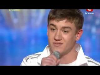 Украина мае талант Рэп про дедушку. До слёз. (Добро) Выпуск №3