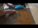 Кружево для украшения тортов на основе желатина/lace for cake recipeEnglish subtitles