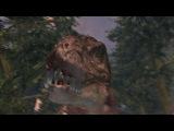 Turok - T-Rex Boss Fight and Movie - Gameplay   PC  HD