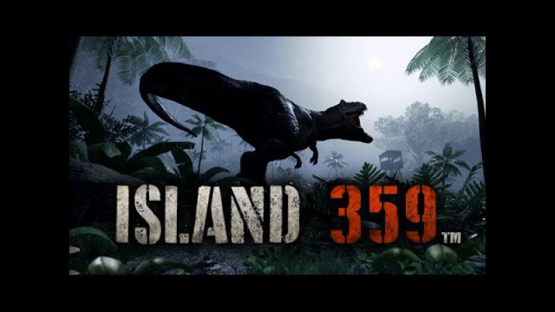 Island 359 мир динозавров