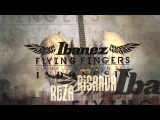 IBANEZ FLYING FINGERS INDONESIA 2016 - REZA RISANDA